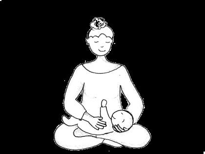 Cours de yoga maman bébé