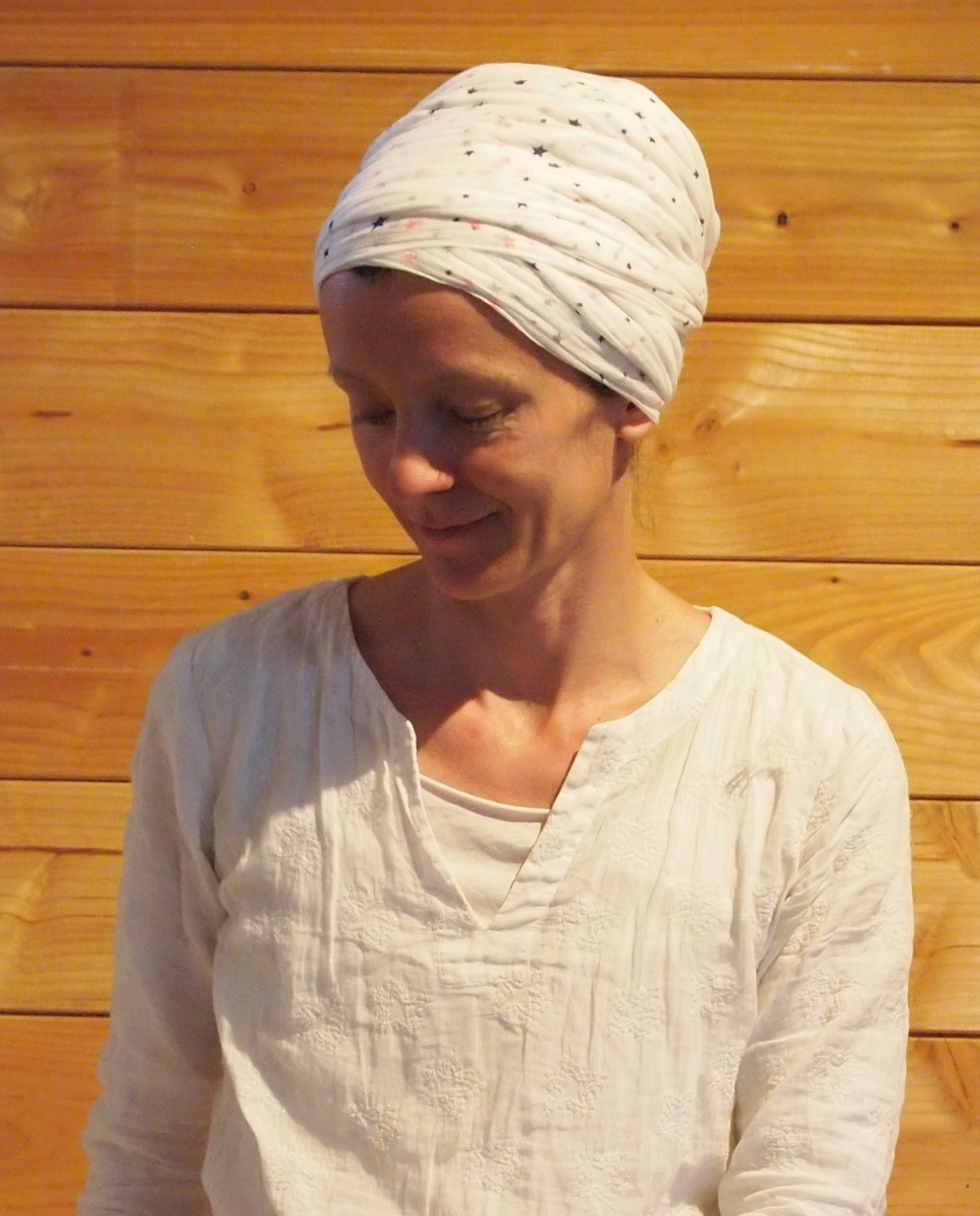 Portrait Sarabjot Kaur, Claire Hallereau