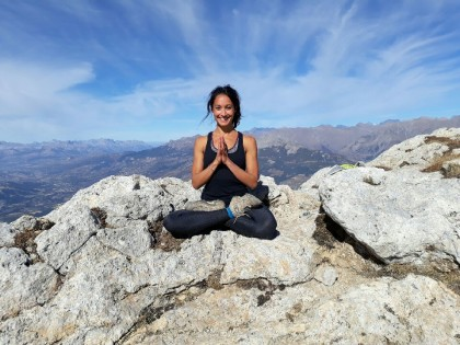 Vinyasa Yoga avec Marie-Dounia